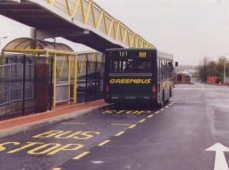 Aintree Stration - Bus Lay By